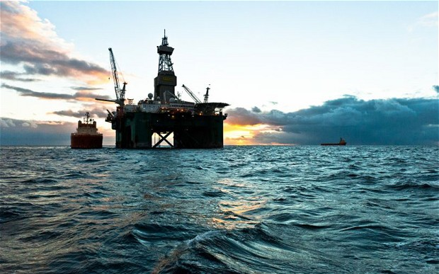 Falklands Oil