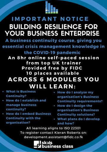 Building Resilience E Flyer